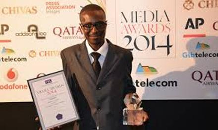 Thomson Foundation Young Journalist Award 2015