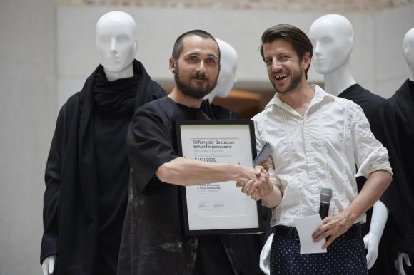 Apply for the European Fashion Award FASH 2016