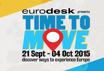 Time to Move Postcard Contest (Win 22 Day Rail Ticket Across Europe)