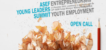 Apply to Attend: ASEF Young Leaders Summit 2015 (Funded)