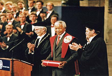 2016 Mandela Scholarship Funds at Leiden University