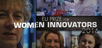 EU Prize for Women Innovators 2016