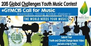 2015 Global Challenges Youth Music Contest