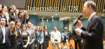 Full and Part-Time Internships at the UN