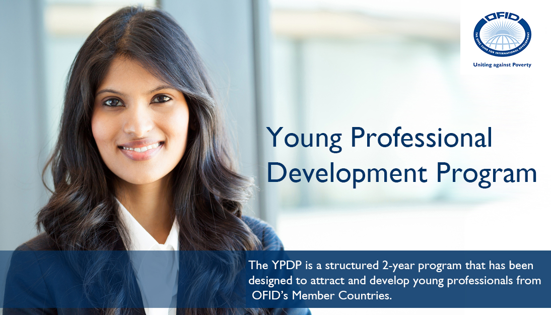 OPEC Fund for International Development (OFID) Young Professional Development Program 2015