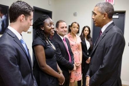 Apply for The Young African Leaders Initiative (YALI) West Africa Region
