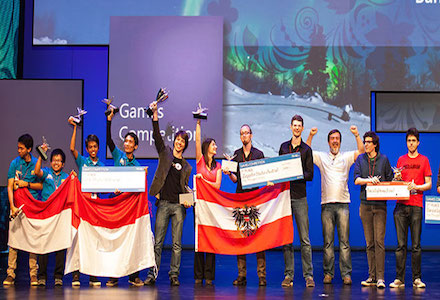 2016 Microsoft Imagine Cup Global Students Competition