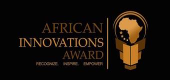 2016 African Innovations Award