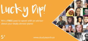 StudySearch Lucky Dip Promotional Kit