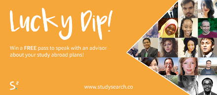 StudySearch Lucky Dip Promotional Kit