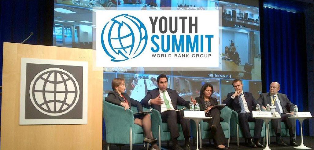 World Bank Group Youth Summit 2015 – Washington DC, USA