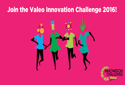 2016 Valeo Innovation Challenge For Students – Win €100,000!