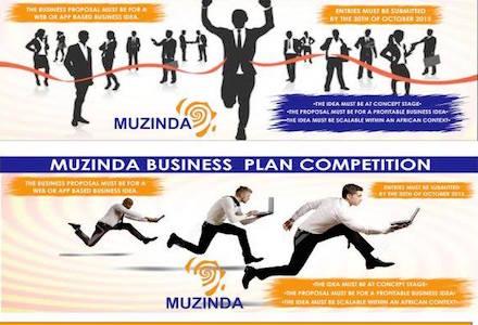 Muzinda Hub Business Plan Competition
