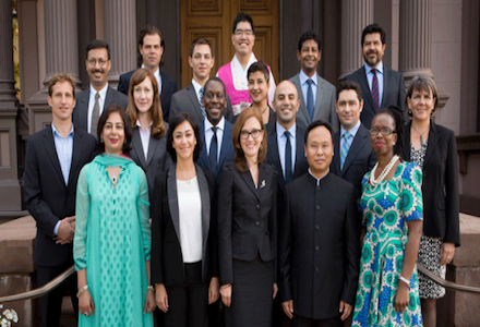 2016 Yale World Fellows Program For Emerging Leaders