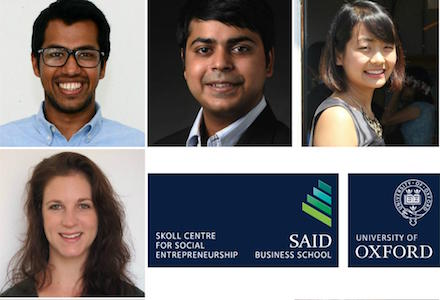 Fully-Funded Skoll Scholarship For MBA Program at Saïd Business School