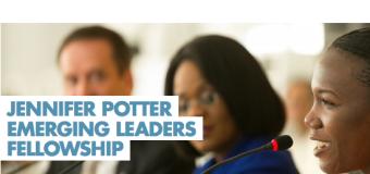Jennifer Potter Emerging Leaders Fellowship 2015