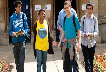 2016 Reach Oxford Undergraduate Scholarships