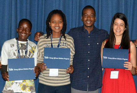 2016 Yale Young African Scholars Program
