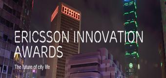 Ericsson Innovation Awards 2016 (Grand Prize: EUR 25,000)