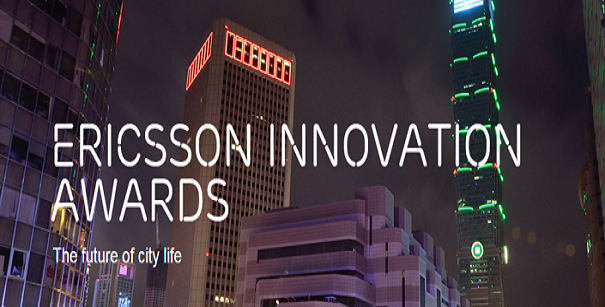 Ericsson Innovation Awards 2016 (Grand Prize: EUR 25,000)