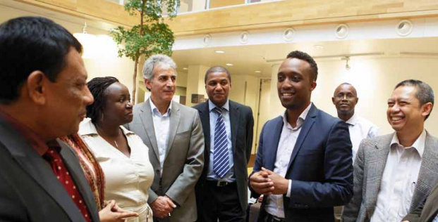 The Hague Academy Talent for Governance Programme 2016 – The Netherlands