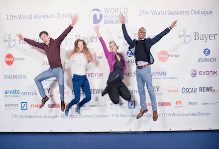 Become a Delegate at The World Business Dialogue 2016