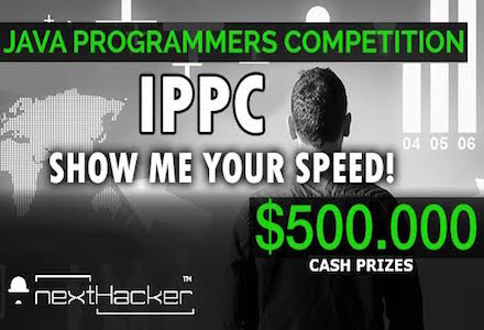 Next Hacker International Programming Player Competition – Berlin, Germany