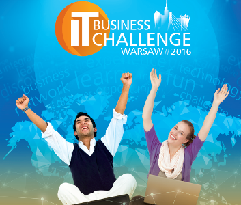 P&G IT Business Challenge 2016 (All Expense Paid Trip to Poland)