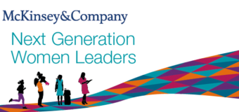 McKinsey&Company Next Generation Women Leaders Award 2015 (Win €2k and more)