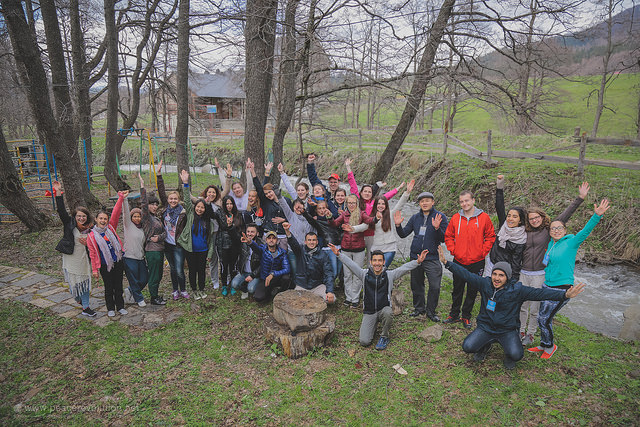 Peace Revolution Bridge Youth Fellowship 2016 in Georgia