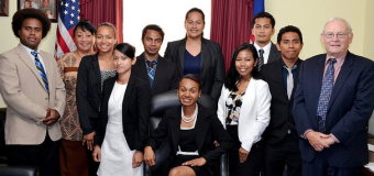 United States–South Pacific (USSP) Masters & Bachelors Scholarship Program 2015
