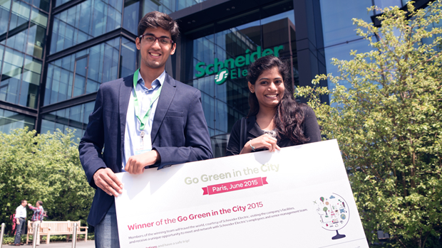 Go Green in the City Competition 2016 – Win a trip around the world & more!