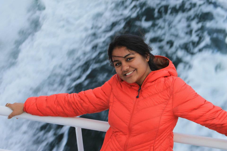 Charu Sharma from India is OD Young Person of the Month for December 2015