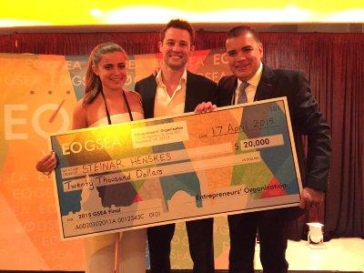Global Student Entrepreneur Awards (US$20,000 Cash + Benefits)
