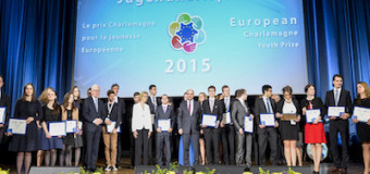 The European Charlemagne Youth Prize 2016 (€5000 award)