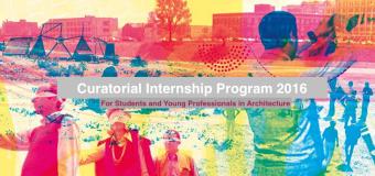 Curatorial Internship Program 2016 – Montreal, Canada