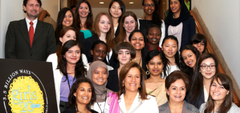 Apply to Be a Delegate at G(irls)20 Summit – China 2016 (fully-funded)