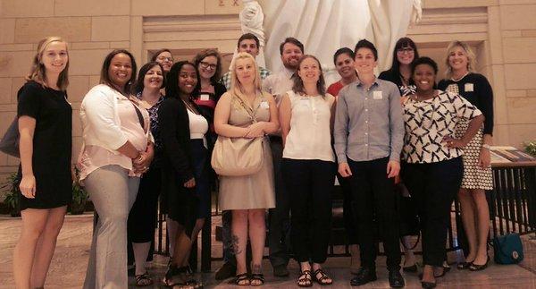 U.S. Policy Communication Training Program 2016-17 – Washington DC, USA