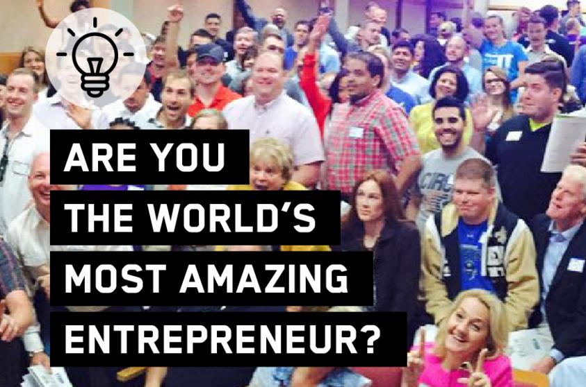 World Merit – 1Life Fully Lived Challenge for Entrepreneurs 2016 (Win a trip to Philadelphia)