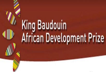 The King Baudouin African Development Prize 2016/17