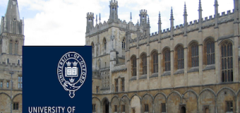 Oxford-Thatcher Graduate Scholarships 2017/18 (Full-funding)