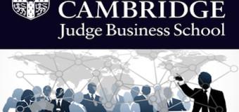 The Boustany MBA Cambridge Scholarship 2016 ( £20,000 Award)