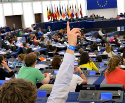 European Youth Event (EYE) 2016 – Strasbourg