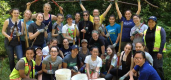EarthCorps International Program for Young Environmental Leaders 2016