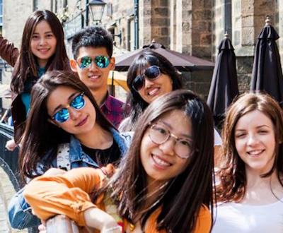University of Edinburgh Summer School 2016 – Win a scholarship for your chosen course!