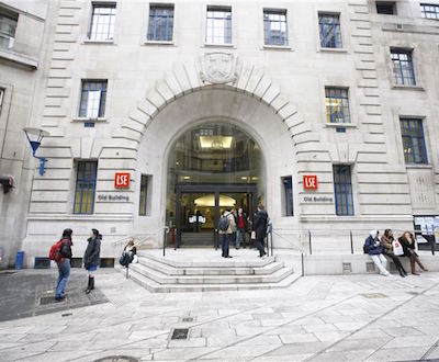 Graduate Support Scheme at London School of Economics and Political Science (LSE)