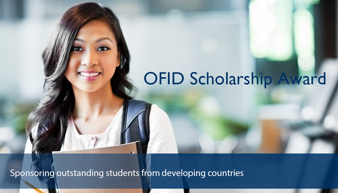 Study Abroad: OFID Scholarship Award for Students from Developing Countries 2016-2017