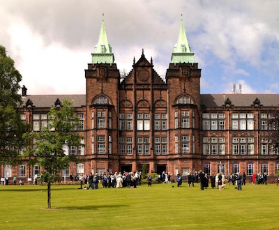 Win a Travel Grant to Glasgow – University of Strathclyde's Faculty of Engineering