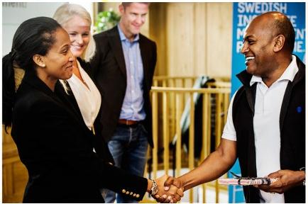 Swedish Institute Management Programme (SIMP) Africa 2016
