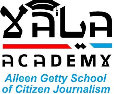 YaLa Academy's Aileen Getty School of Citizen Journalism – Online Course 2016